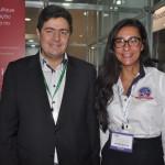 Roberto Vertemati e Rafaela Marques, do Beto Carrero World