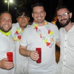 Rodrigo Rodrigues, Pedro Shiray e Danilo Mezzalira e Rafael Turra, da Schultz