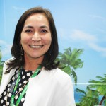 Roselene Medeiros, presidente da Amazonastur