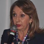 Rosi Prado de Holguin, ministra do Turismo do Equador