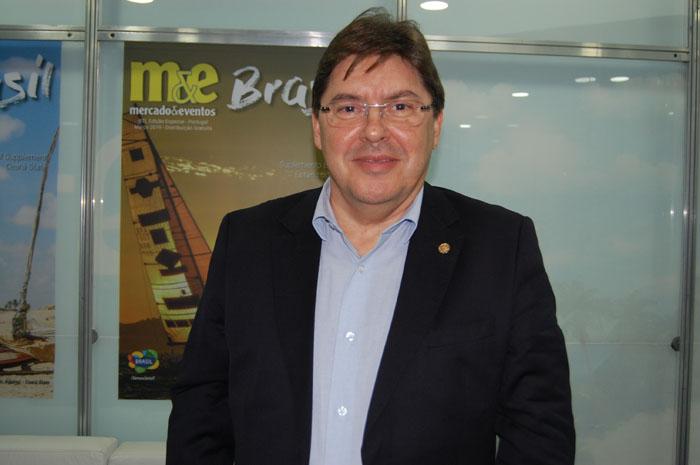 Sérgio Souza, do Casa Grande Hotel
