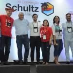 Schultz e Alagoas lançaram uma campanha exclusiva para os agentes da convenção