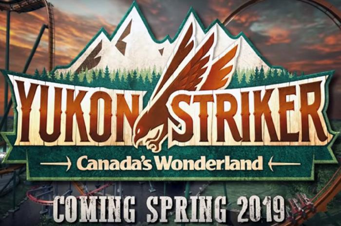 A montanha russa mais rápida do mundo, Yukon Striker, será inaugurada em maio no Canada's Wonderland