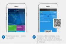 Clientes da Azul testam nova versão do aplicativo da companhia