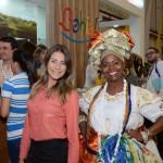 Silvana Lins e Marly Trindade, da Bahiatursa