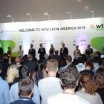 Solenidade de abertura da 7ª edição da WTM-LA
