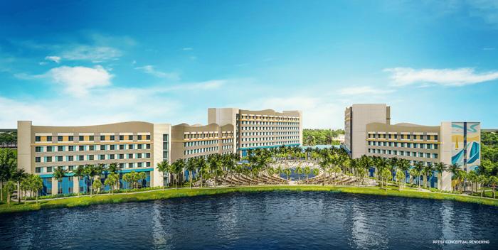 Universal's Endless Summer Resort, que abriria nesta terça (17), teve sua inauguração adiada