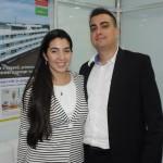 Suzy Durini e Tomas Penna, do Brand USA