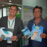 Ulisses Covas, do Angra CVB e Ricardo Rodrigues, Navegue Angra