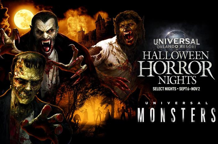 Monstros legendários da Universal Pictures fazem uma estreia assustadora no Universal Orlando Resort e retornam para causar estragos no Universal Studios Hollywood
