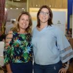 Valéria Chelles e Mariana Melli, do Pratagy Beach Resort