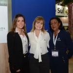 Vanessa Cavalcanti, Socorro Alcoforado, e Gercilda Nascimento, do Catussaba Hotéis