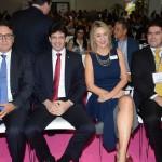 Vinicius Lummertz, Marcelo Álvaro Antônio, Luciane Leite, e Nilton Cardoso Júnior