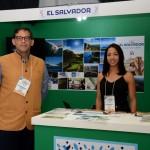 Vladimiro Villalta e Suellen Silva, El Salvador