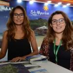 Wenna Guimarães e Celia Lima, de ST Martin