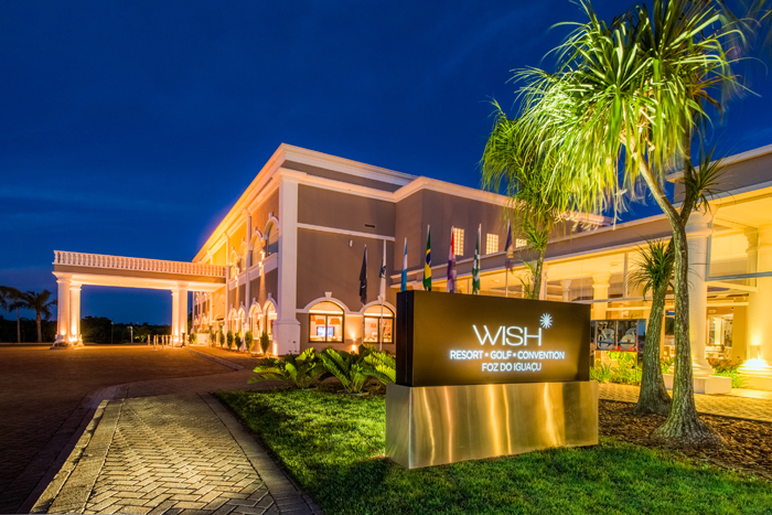 Wish Resort Golf Convention Foz do Iguaçu