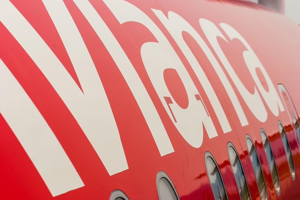 avianca fuselagem logo