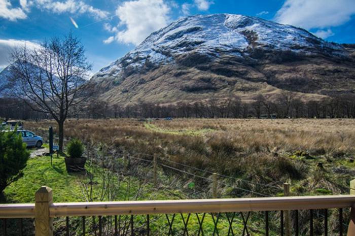 Glencoe ou Glencoe Village é o principal assentamento em Glen Coe, na região de Lochaber das Highlands escocesas