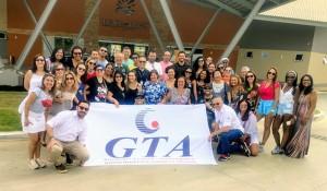 GTA capacita 42 agentes em parceria com Enjoy Hotéis