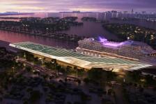 """MSC Cruzeiros recebe autorização para construção de """"megaterminal"""" em Miami"""