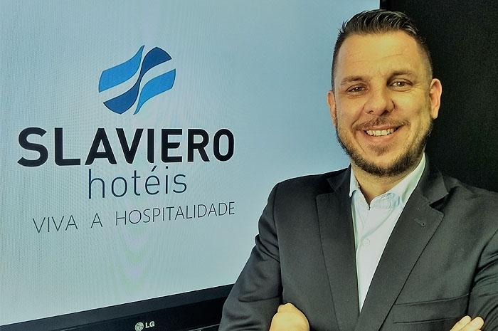 Vagner Sardinha é o novo gerente Regional de Vendas da Slaviero Hotéis