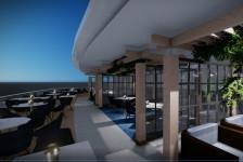 Seven Seas Splendour terá sete opções de restaurantes a bordo