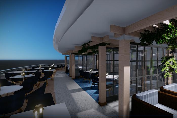 Seven Seas Splendour aperfeiçoa suas experiências culinárias com novos restaurantes e programação gastronômica em terra