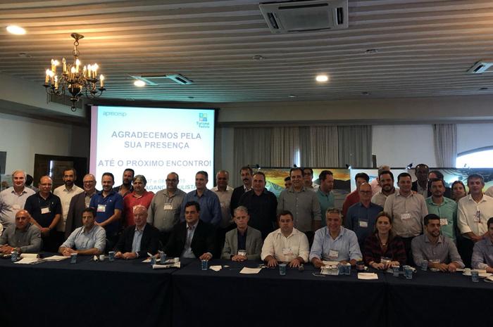 Reunião Aprecesp, no Guarujá