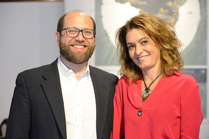 Martin Frankenberg e Simone Scorsato, da BLTA