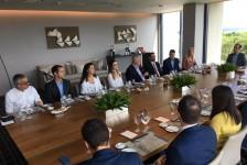 Fórum Hotéis Rio de 5 estrelas recebe novo presidente da Embratur