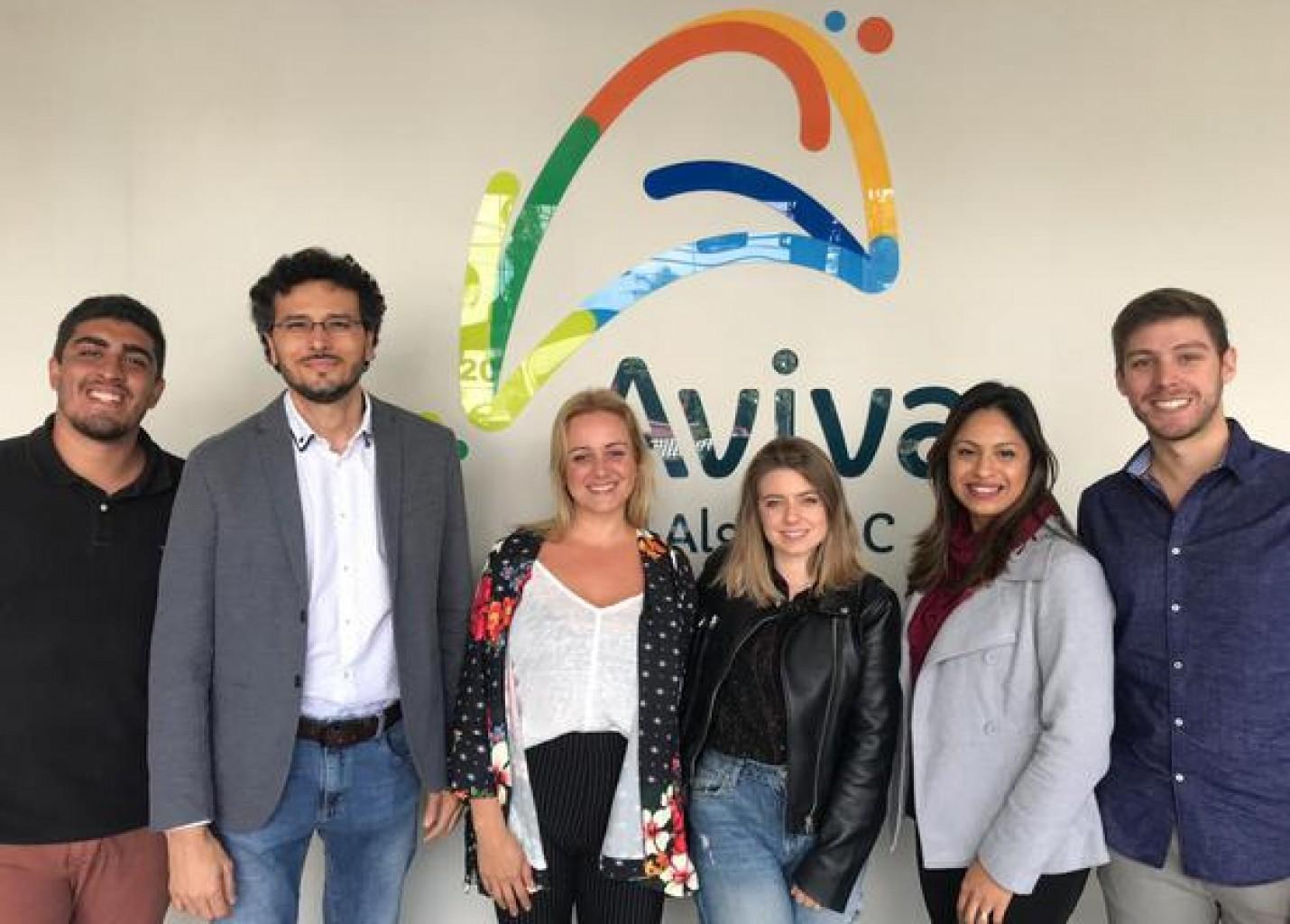 Com Fabio Mazini no Trade Marketing, Aviva anuncia nova equipe Comercial e de Marketing