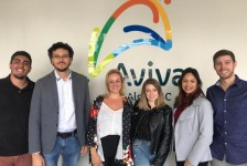 Com Fabio Mazini no Trade Marketing, Aviva anuncia nova equipe Comercial e de Marketing