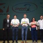 A Pleno Turismo Joven, Javeve Paraguay e Pycasu Excursiones foram as premiadas entre as agências do Paraguai