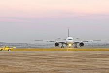 Demanda global de passageiros caiu 91,3% em maio