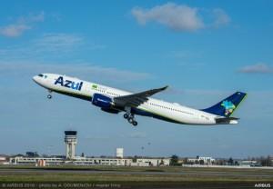 Azul planeja operações para Santa Cruz de La Sierra a partir de Cuiabá
