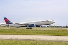 Delta recebe o primeiro A330neo dos Estados Unidos