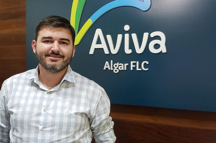 Alessandro Cunha, gerente geral de Experiência Estratégia e Inovação da Aviva