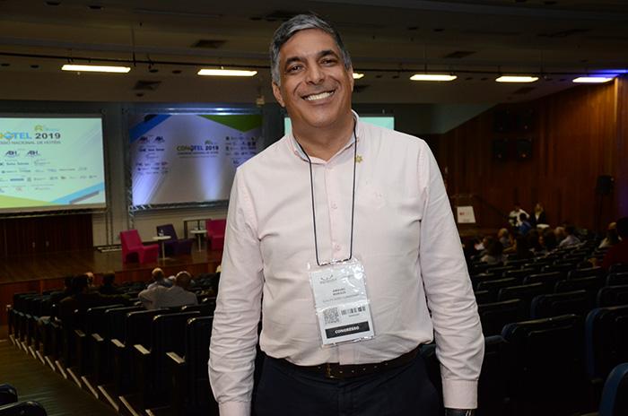 Amauri Morais, novo gerente geral do Quality Suites Alphaville