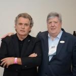 Angelo Derenze,  D&D Shopping, e Fernando Guinato, do Sheraton