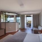 Apartamento Super Luxo vista da entrada