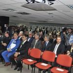Autoridades e trade turístico reunidos
