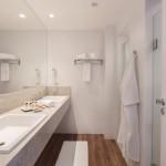 Banheiro do Apartamento Super Luxo