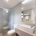 Banheiro do Apartamento Superior