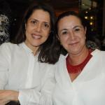 Beth Sabóia, da BSV Turismo, e Diana Prudencio, da Axis Travel