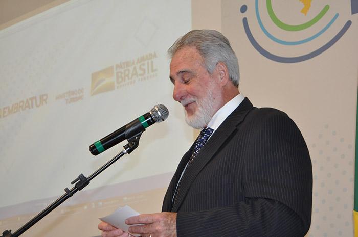 Carlos Melles, diretor-presidente do Sebrae