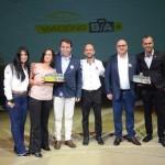 Casa do Turista, Viagens SA e Jopavi Turismo receberam o prêmio pela região de Balneário Camboriú