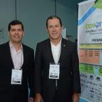 Claudio Tinoco, Secretária de Cultura e Turismo de Salvador, e Glicério Lemos, da ABIH-BA