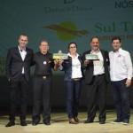 Damus e Damus, Nós Turismo e Sultravel Turismo, vencedores na categoria Receptivo
