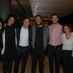 Daniel Bicudo e a equipe do TudoAzul