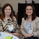 Elenice Zaparoli e Cinthia Hayashi, do Visite SP